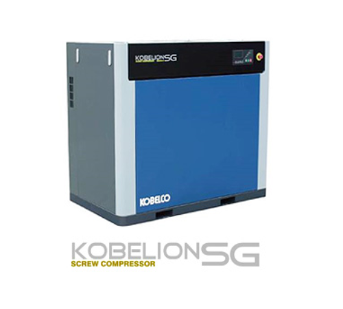 Máy nén khí có dầu kobelion SG serial
